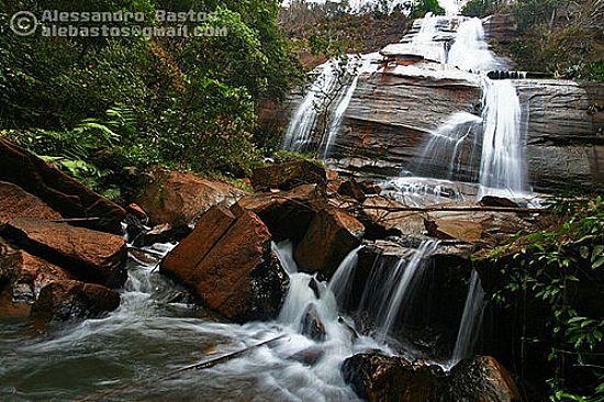Cachoeira do Sereno-Foto:Guanhães AlessandroB… [Panoramio]